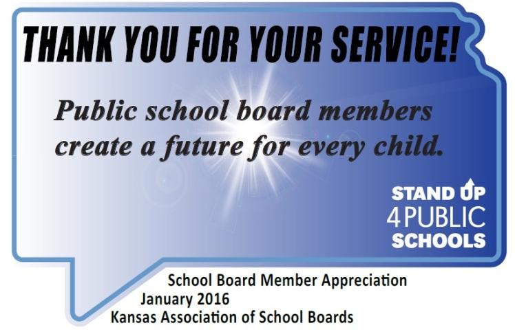 School Board Appreciation 2016 logo