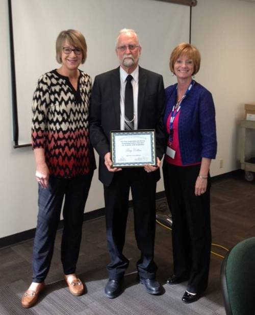 2015 KSDE Award - Terry