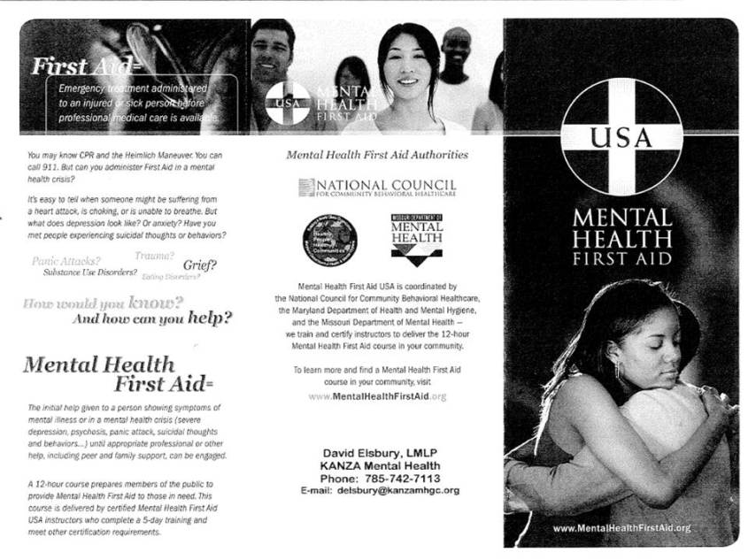 Mental Health First Aid (1)