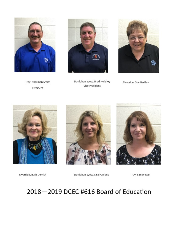 2018-19 Board of Education